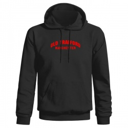 MANCHESTER OLD TRAFFORD HOODIE - Mikina