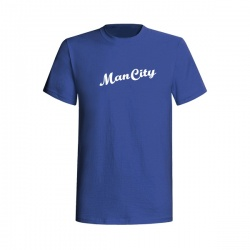 MAN CITY TEE - Tričko