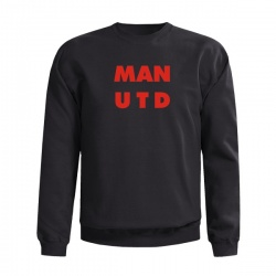 MAN UTD SWEAT - Mikina